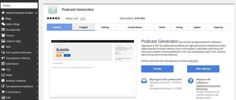 Podcast Generator